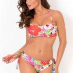 TOP 5: Krásne dámske plavky s kvetinovým vzorom