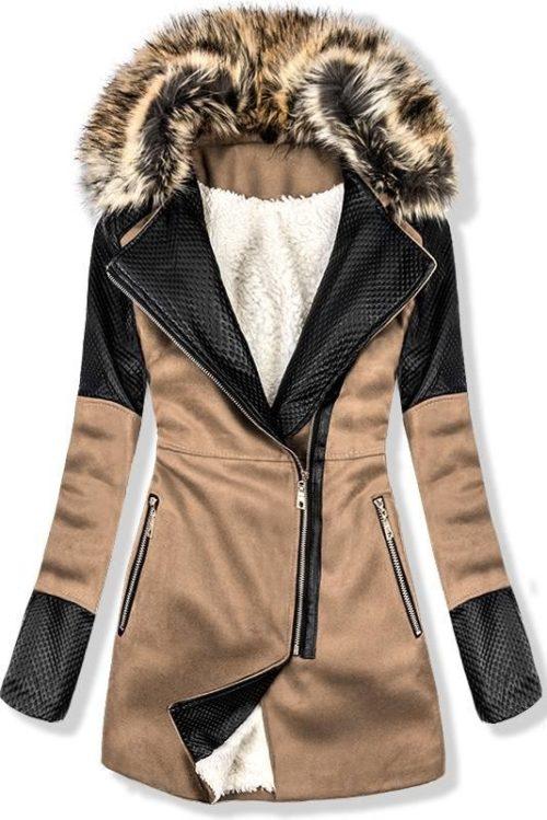TOP 6  Úžasné dámske kabáty za naozaj výhodné ceny! - lentonajlepsie.sk 913fb084241