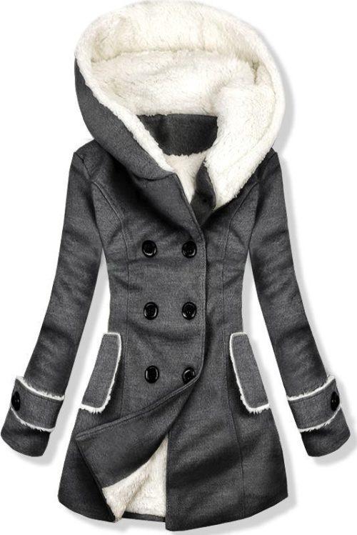 TOP 6  Úžasné dámske kabáty za naozaj výhodné ceny! - lentonajlepsie.sk ab13bbff727